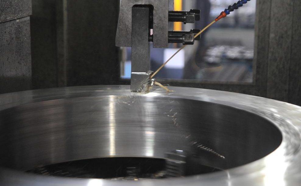 Machine & Drilling