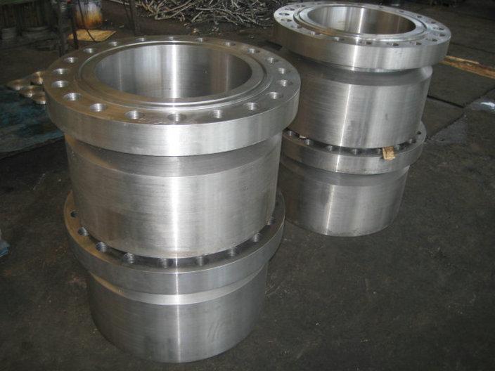 Heavy Barrel Flange